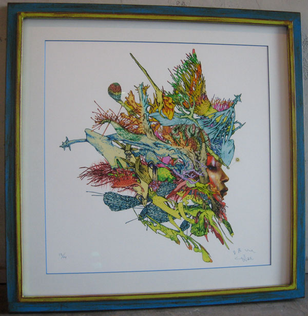Art Framing | Ray Street Custom Framing - San Diego Frame Shop
