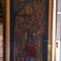 Oversized Art Framing | Ray Street Custom Framing