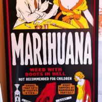 Vintage Poster Framing | Ray Street Custom Framing