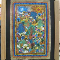 Mexican Art Framing | San Diego framing