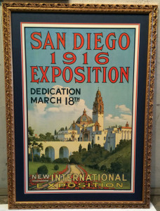 Poster Print Framing | Ray Street Custom Framing