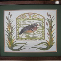 Vintage Art Framing | San Diego picture framing