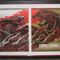 Poster Art Framing | Ray Street Custom Framing