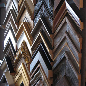 frame types | Ray Street Custom Framing